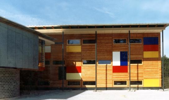 Kunst am Bau, 1998